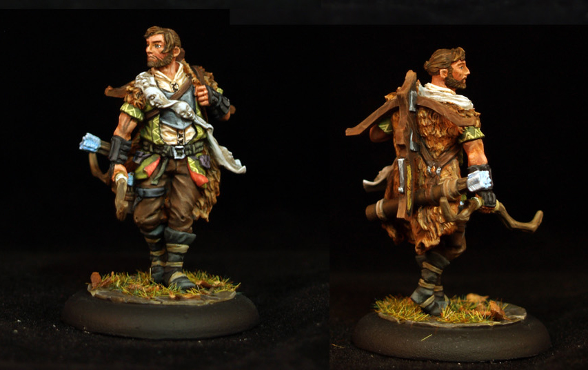 Great Game Hunter Rogue Male