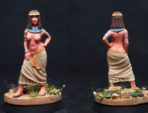 Egyptian Girl B