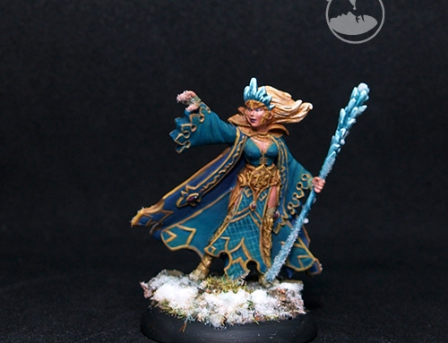 Glacia the winter witch