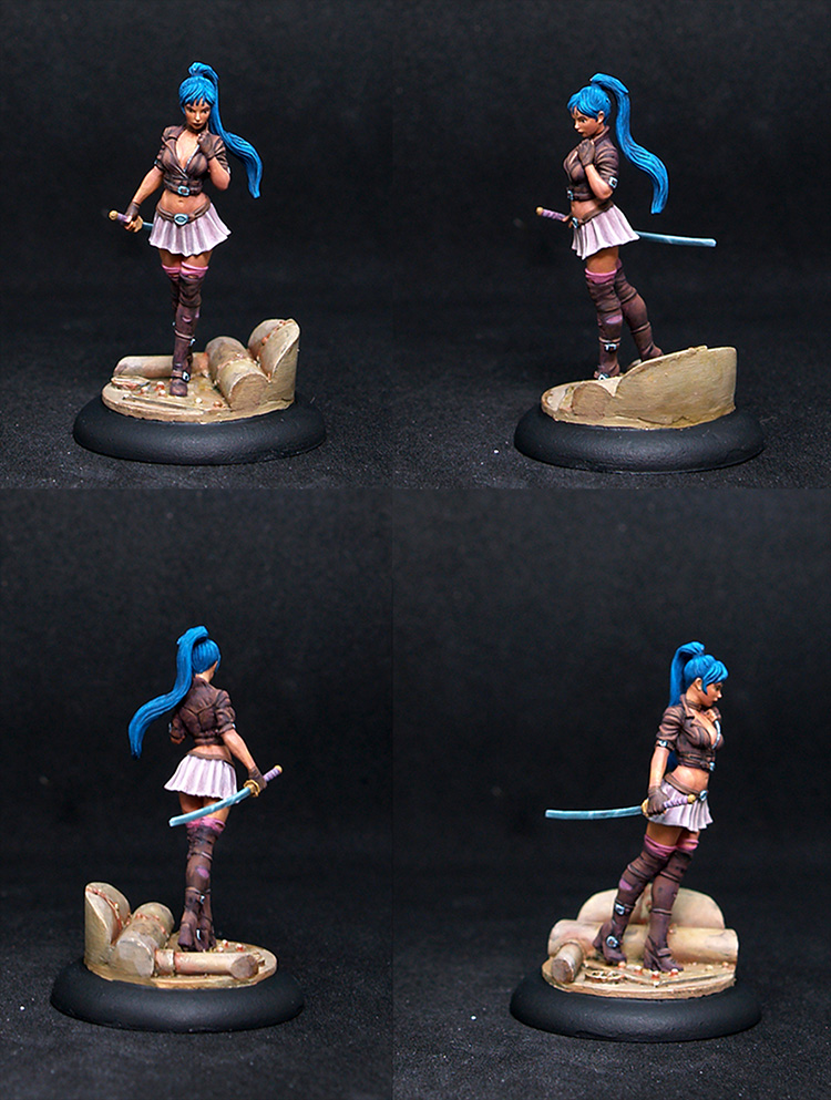 Soum- Nocturna Models,female