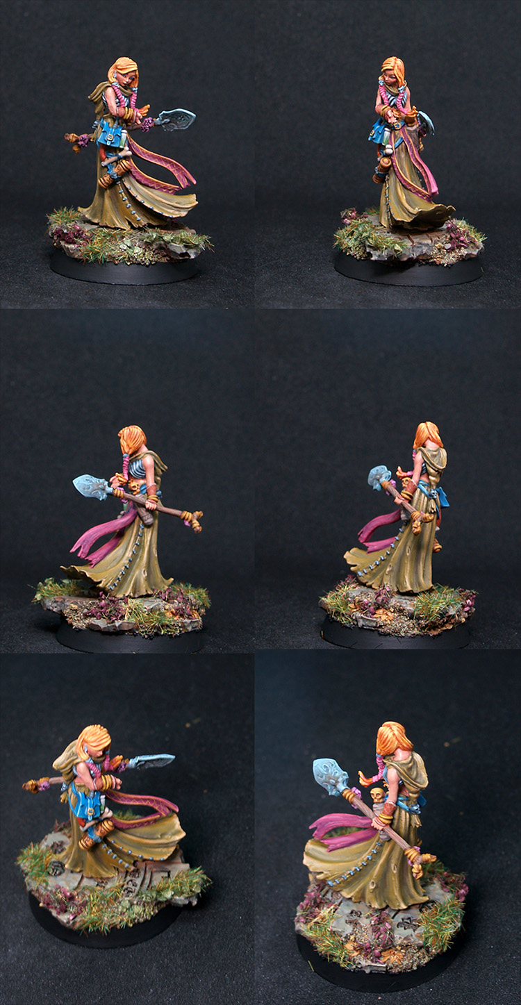 D'Vandra Lukesia Iconic Sorceress,female