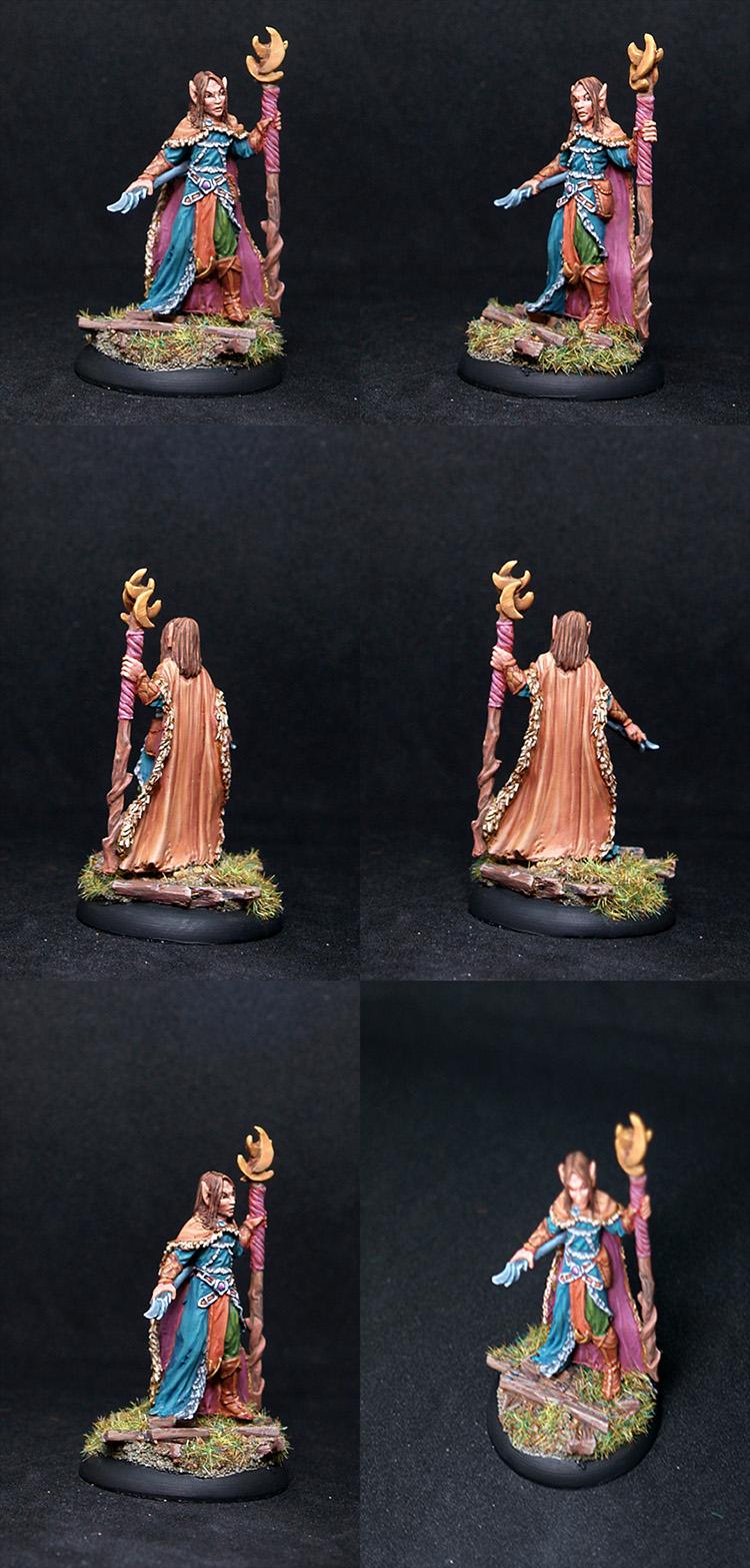 Aravashniel, Elf Wizard