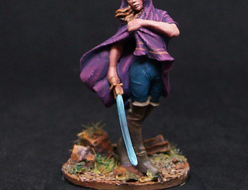 Cova the Assassin