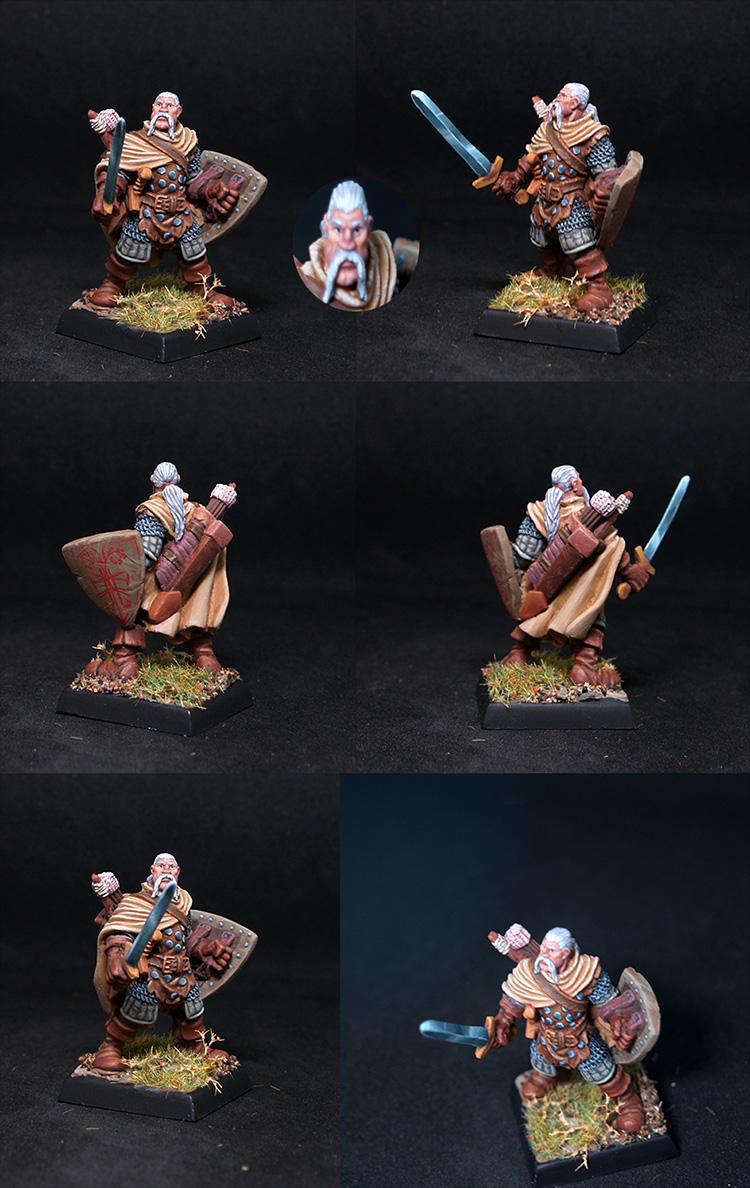Damian Heithorne Bandit Ranger