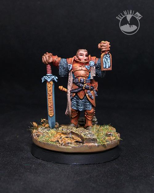 Marcus Gideon, Undead Hunter