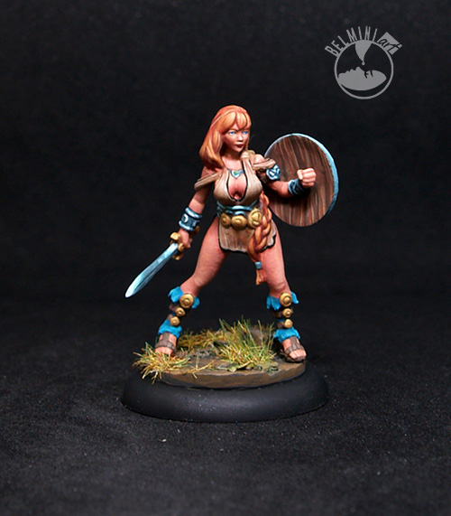 Artemisa Female fighter