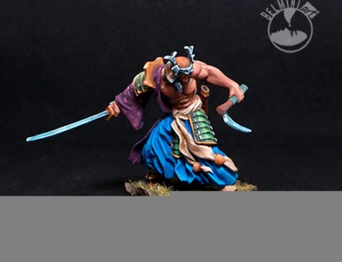 Hiroki, Samurai