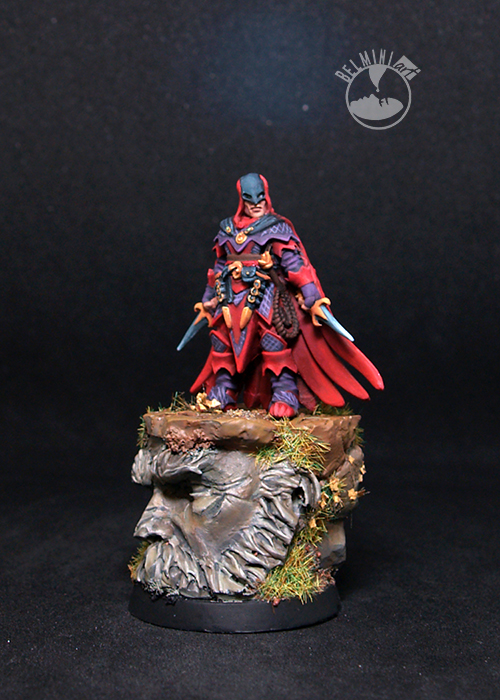 The Red Raven