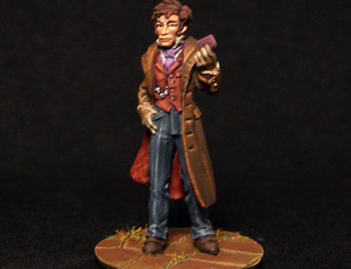 Benedict Baker Male Adventurer