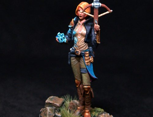 Otremia Rathe Female Young Mage