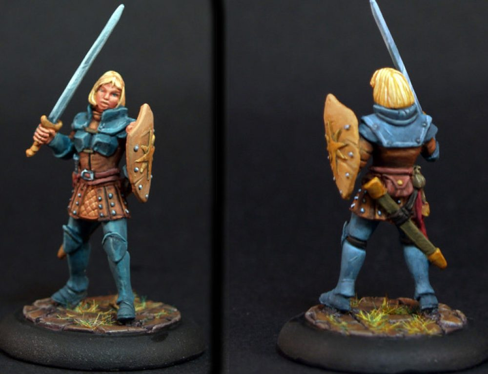 Female Apprentice Knight