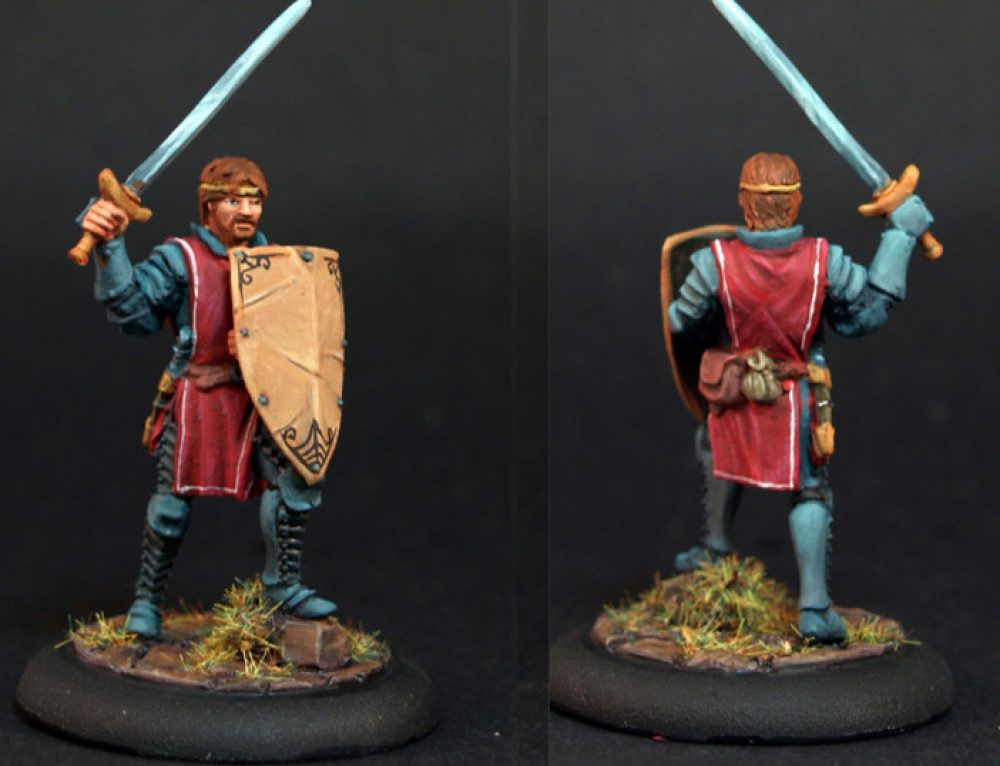 Male Apprentice Knight 1