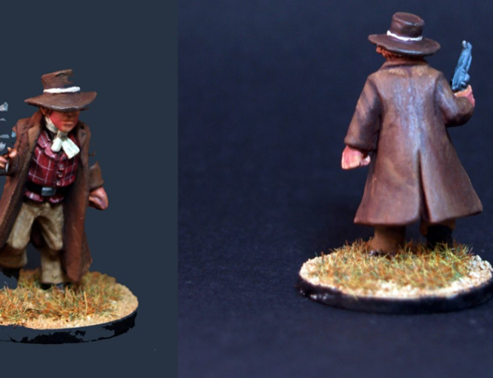 Old West Character