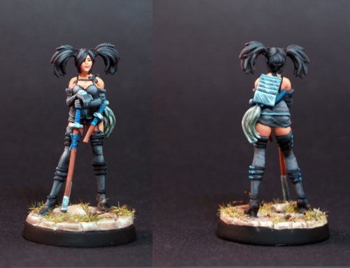 Female Ronin B