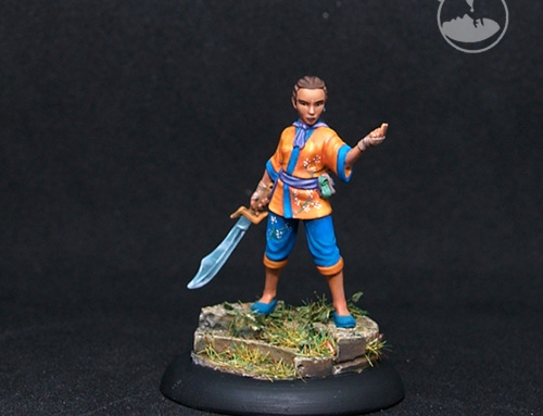 Bosun, Female Fighter