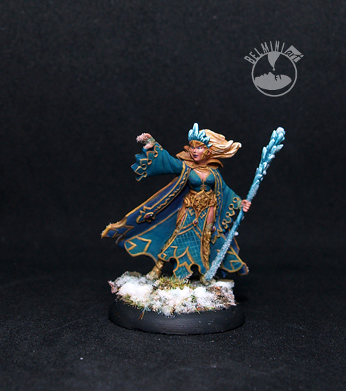 Glacia the winter witch,female
