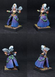 Freebooter Queen of Shadows,female
