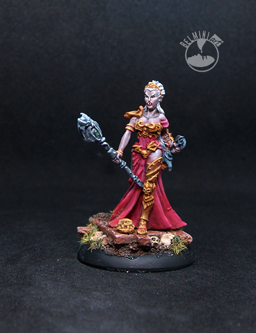Avatar of Wars Vampire Wizard,female