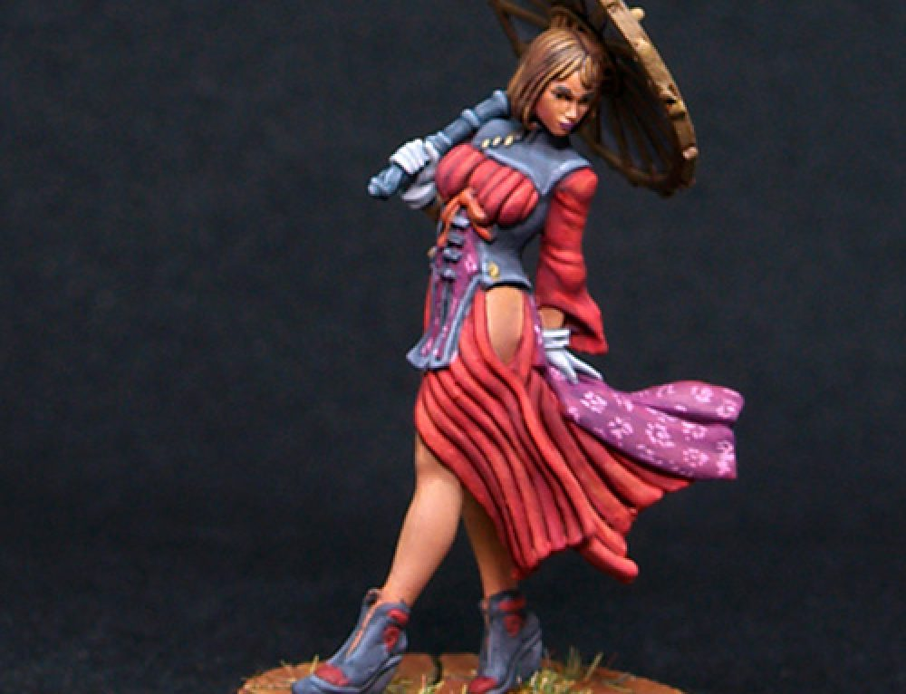 Dragon Lady, Imperial Service Judge