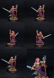 Lysette, Sorceress