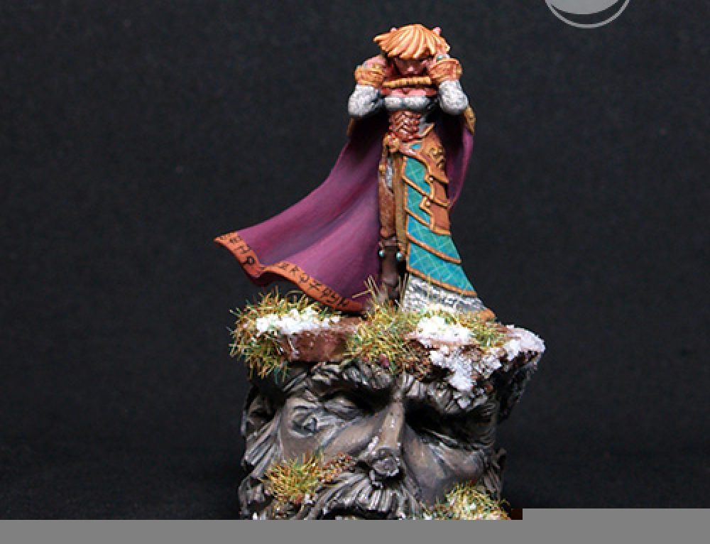 Lady Aiyana- Female Mage