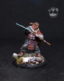 Hill Tribe Warrior