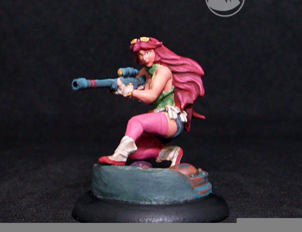 Relic Knigths : Rin Farrah