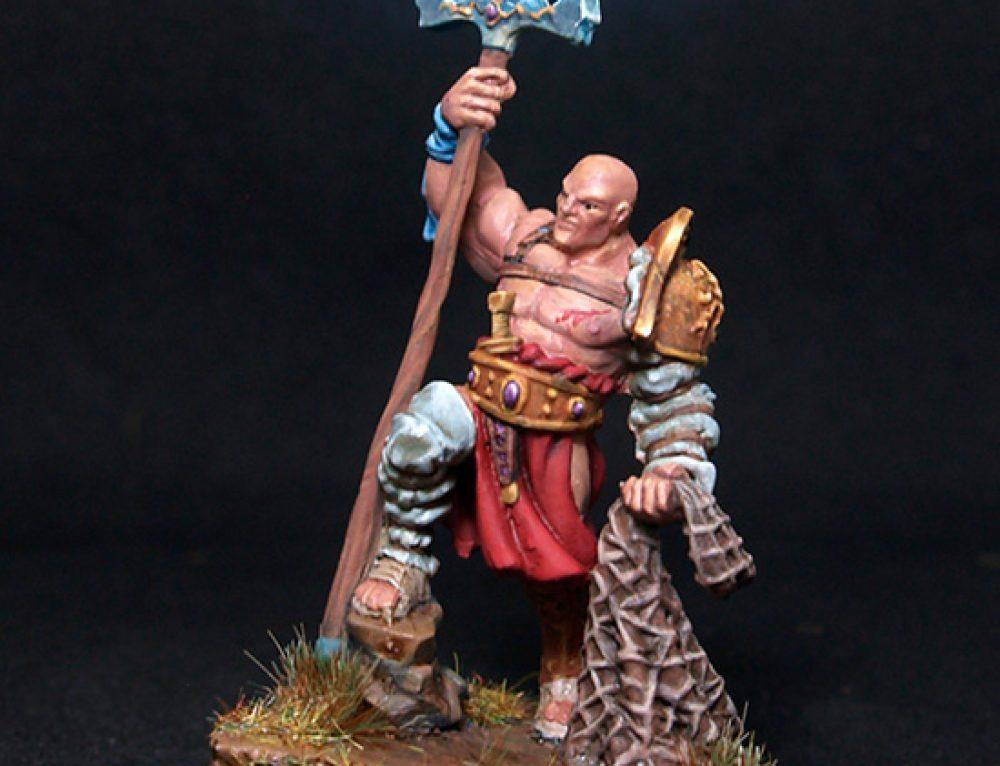 Cexus, The Retarius Gladiator
