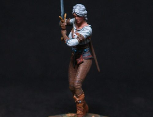 Female Witch Hunter