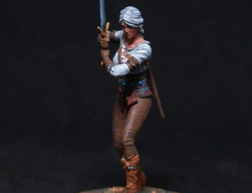 Female Witch Hunter