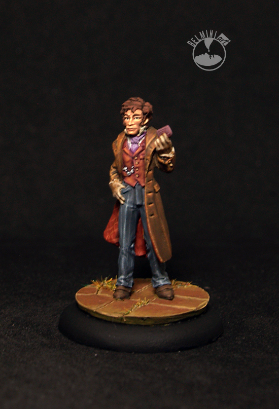 Benedict Baker Male Adventurer