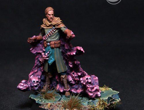 Hephescus Zantt Male Wizard