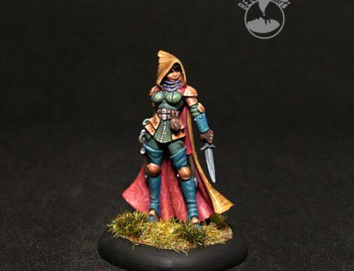 Female Ranger-Thief
