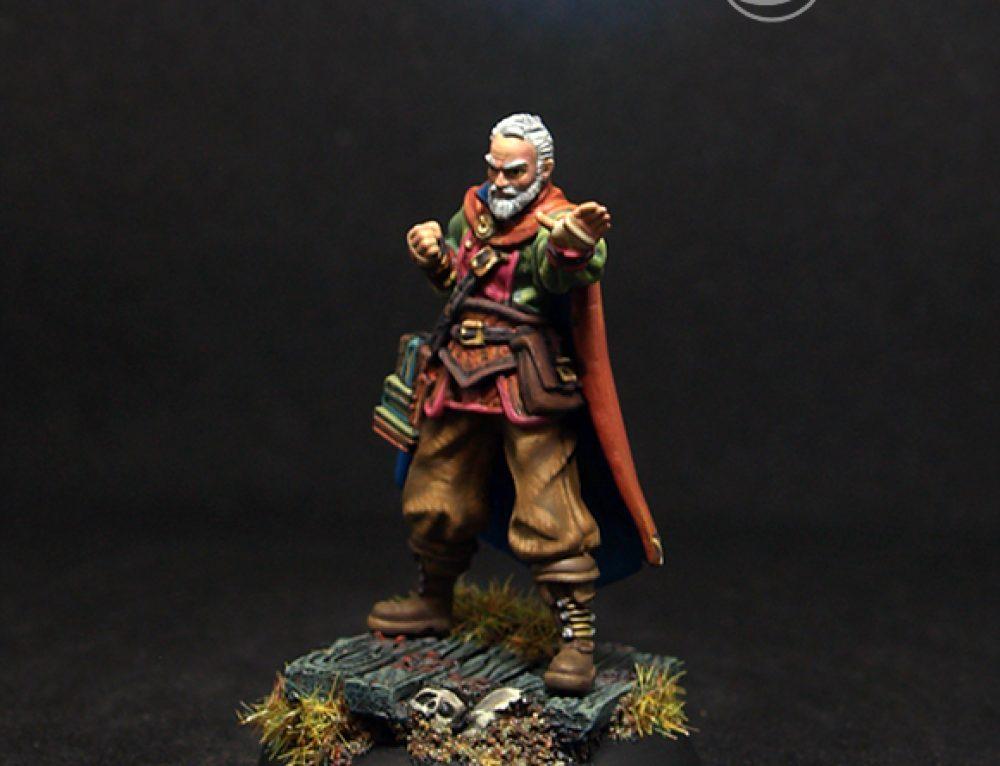 Male Wizard