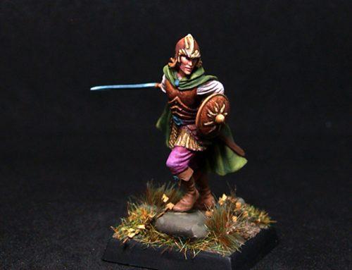 Male Elf Fighter