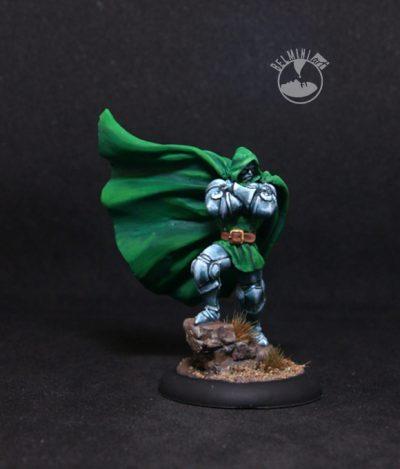 Doctor Doom (Knight Models)