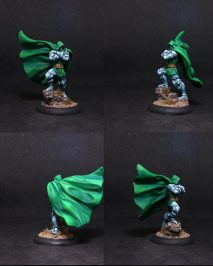 Doctor Doom (Knight Models)