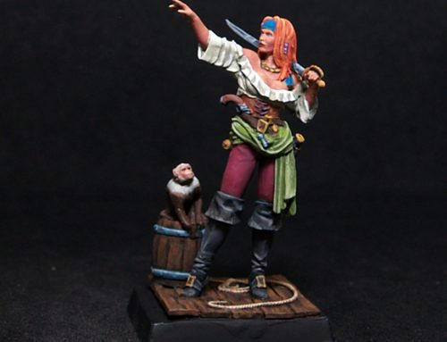 Anne Bonny- Female Pirate