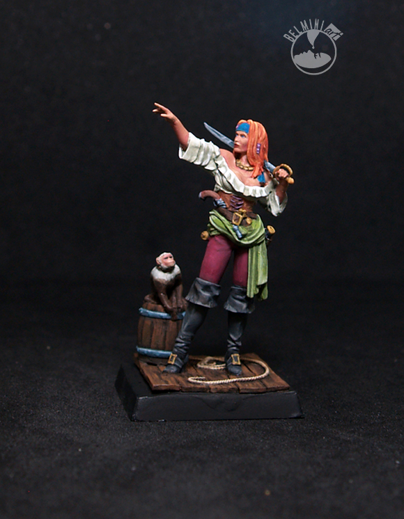 Scale75 Anne Bonny- Female Pirate