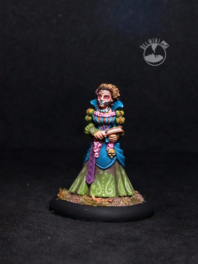 Day of the Dead Duchess