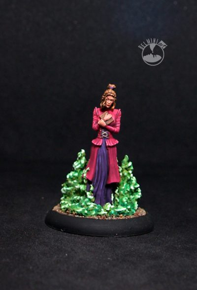 Deidra, Maiden of Sorrows House Myrke