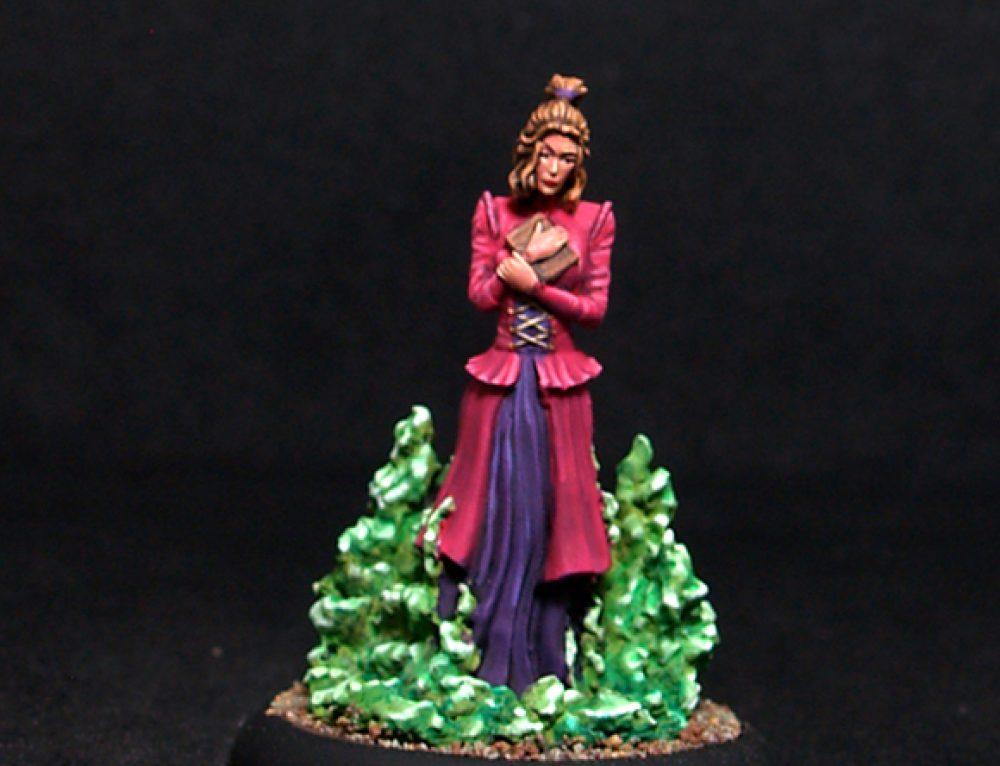 Deidra, Maiden of Sorrows House Myrke