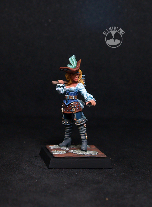 Eugenie- Female Pirate