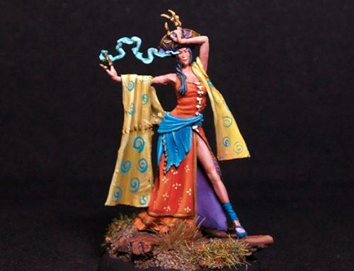 Guang Jin, Mistress of Veils House Qing