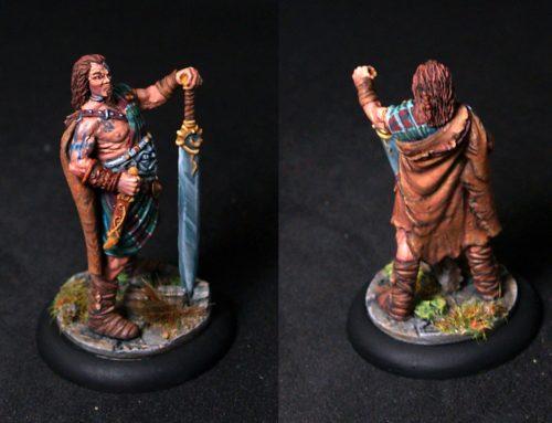 Barbarian Chieftain