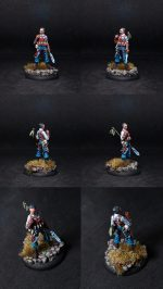 Guild Ball Graves, Doctor Death