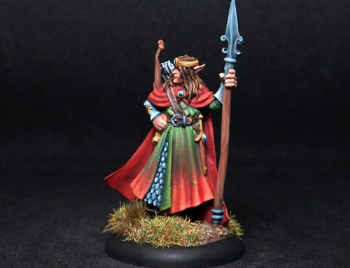 Elanter, the Lost Prince (Reaper Silver Anniversary Limited Ed.)