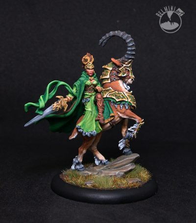 Morvahna the Dawnshadow (Hordes)