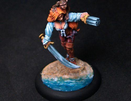 Sela Windsprite, Female Elf Pirate