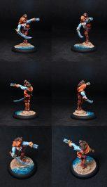 Reaper Sela Windsprite, Female Elf Pirate